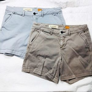 Anthro Pilcro and the Letterpress chino shorts 29